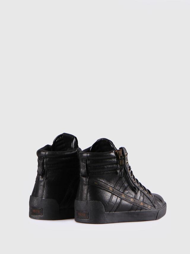 Diesel - D-STRING PLUS, Black - Sneakers - Image 3