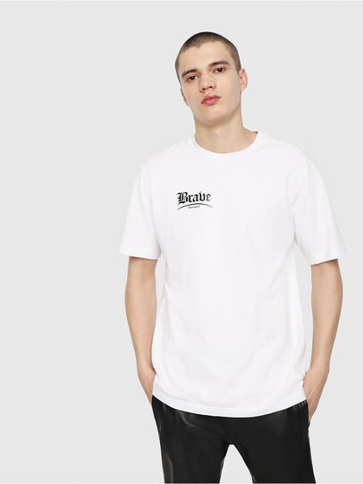 Diesel - T-JUST-Y14,  - T-Shirts - Image 1