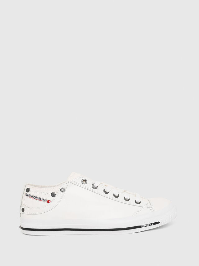 Diesel EXPOSURE IV LOW  W, White - Sneakers - Image 1