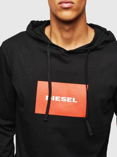 Diesel - UMLT-JIMMY, Black - T-Shirts - Image 3