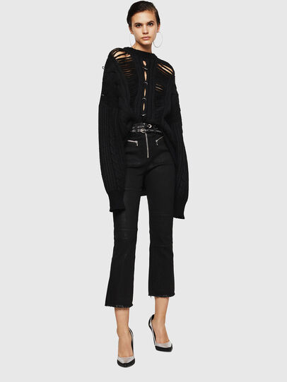 Diesel - MEBLY, Black - Knitwear - Image 6