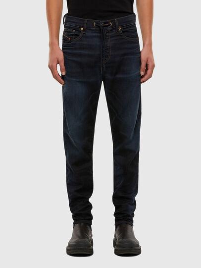 Diesel - D-Vider JoggJeans 069QF, Dark Blue - Jeans - Image 1