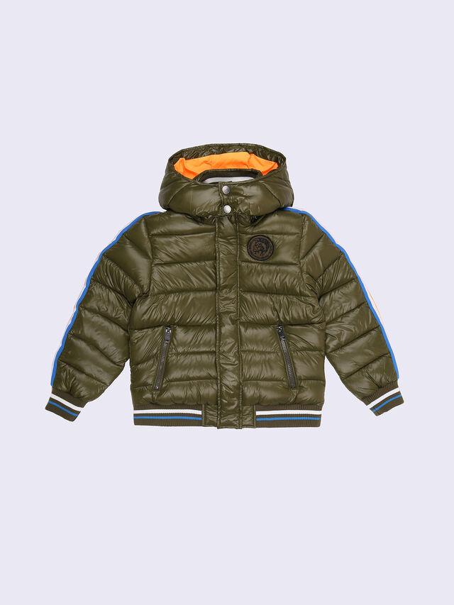 KIDS JIZZE-US, Green - Jackets - Image 1
