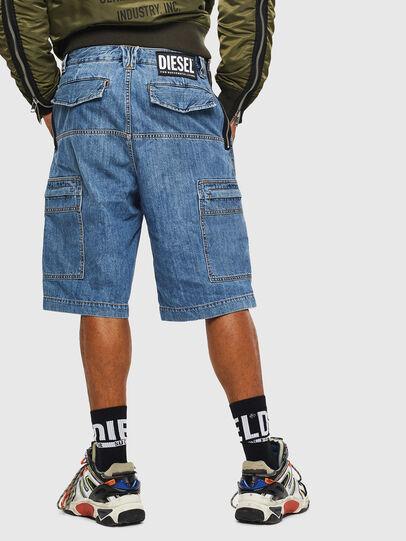 Diesel - D-LUKS-SHORT,  - Shorts - Image 2