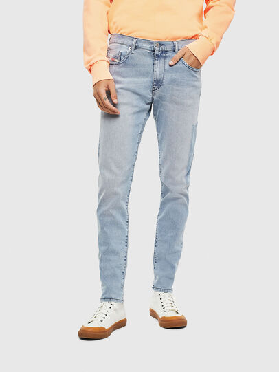 Diesel - D-Strukt 009BP, Light Blue - Jeans - Image 3
