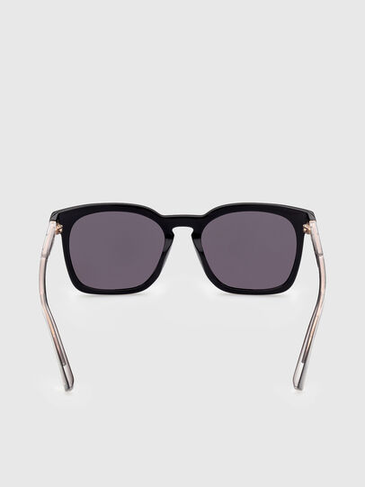 Diesel - DL0342, Black - Sunglasses - Image 4