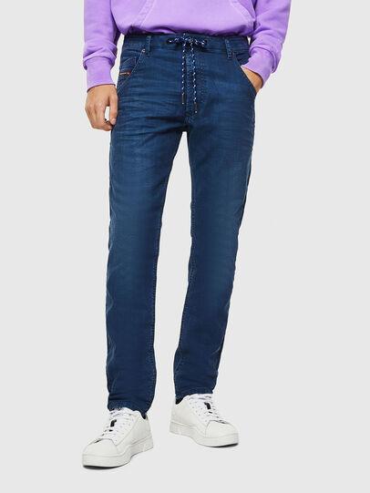 Diesel - Krooley JoggJeans 0098H, Medium blue - Jeans - Image 1