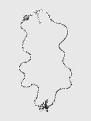 DX1168, Silver - Necklaces