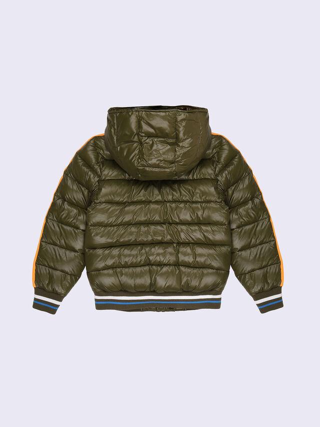 KIDS JIZZE-US, Green - Jackets - Image 2