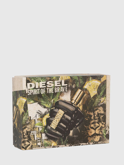 Diesel - SPIRIT OF THE BRAVE 75 ML GIFT SET, Black - Only The Brave - Image 2