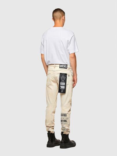 Diesel - D-Strukt 009KV, White - Jeans - Image 7