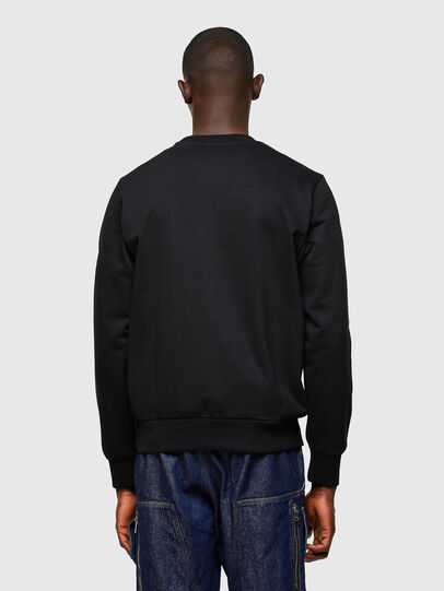Diesel - S-GIRK-K31, Black - Sweaters - Image 2