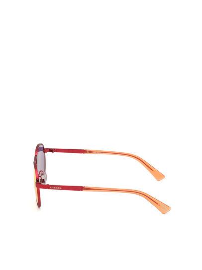 Diesel - DL0265, Pink - Sunglasses - Image 4