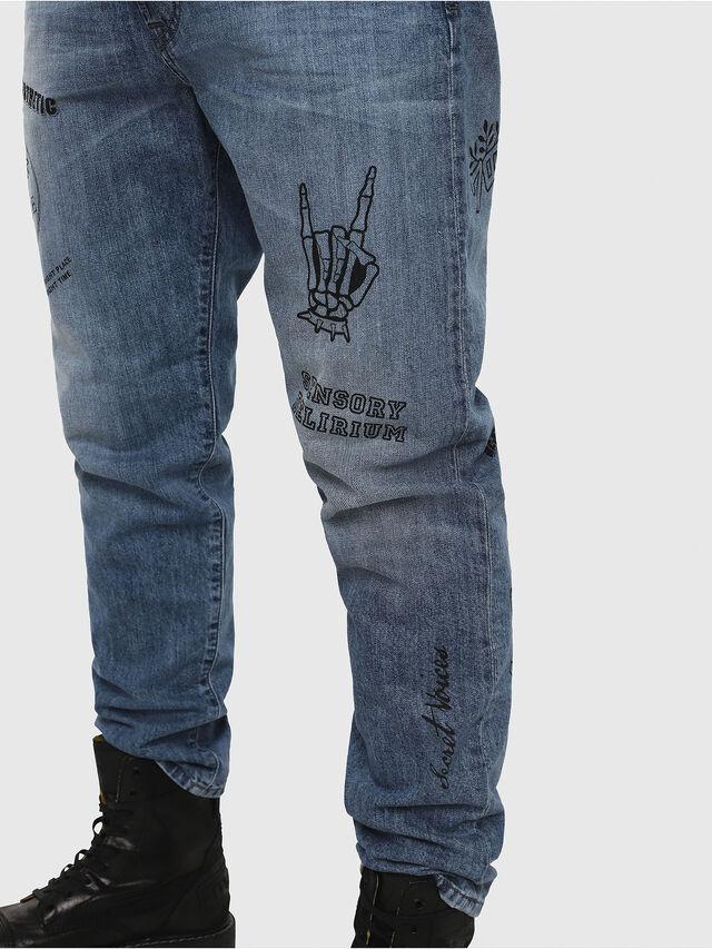 Diesel - Mharky 0094D, Medium blue - Jeans - Image 5