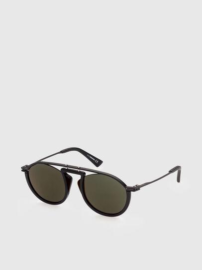 Diesel - DL0337, Black - Sunglasses - Image 2