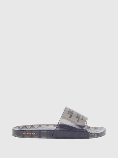 Diesel - SA-ROLLA W, Black - Slippers - Image 1