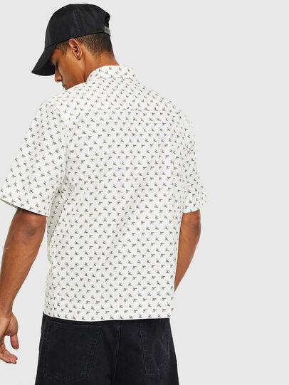 Diesel - S-ATWOOD-B, White - Shirts - Image 2