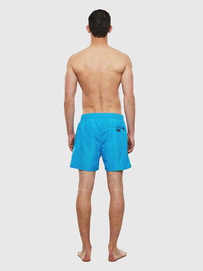 Diesel - BMBX-WAVE 2.017, Azure - Swim shorts - Image 2