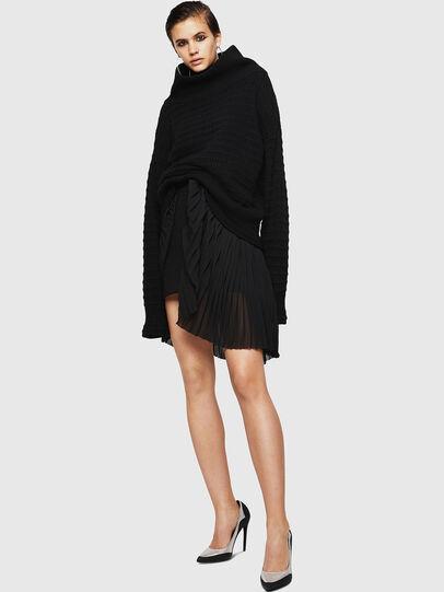 Diesel - MELLEY, Black - Knitwear - Image 6