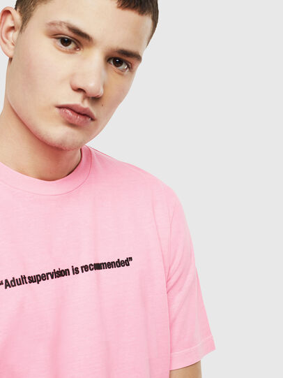 Diesel - T-JUST-NEON,  - T-Shirts - Image 5