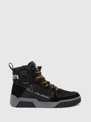 S-RUA MID SP, Black - Sneakers