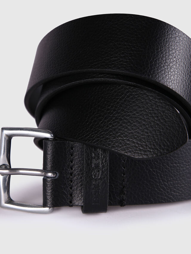 Diesel - STERLING BOX I, Black Leather - Bijoux and Gadgets - Image 6