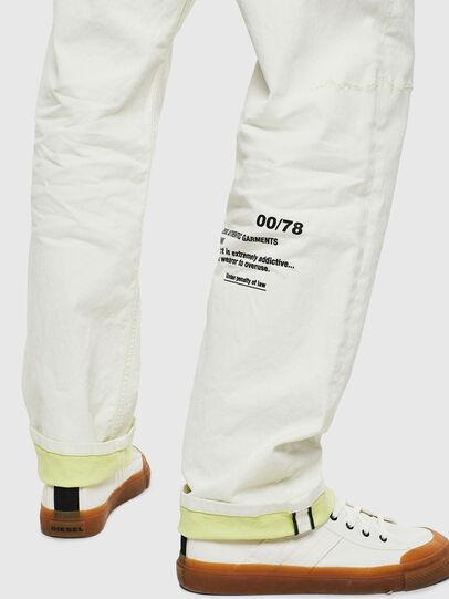 Diesel - D-Macs 069MS, White - Jeans - Image 5