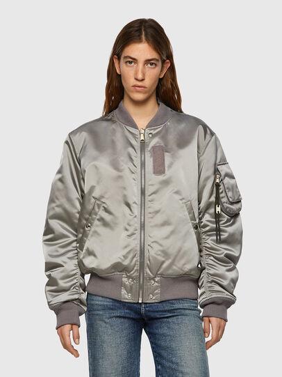 Diesel - G-MA-ONE-REV, Grey - Jackets - Image 1