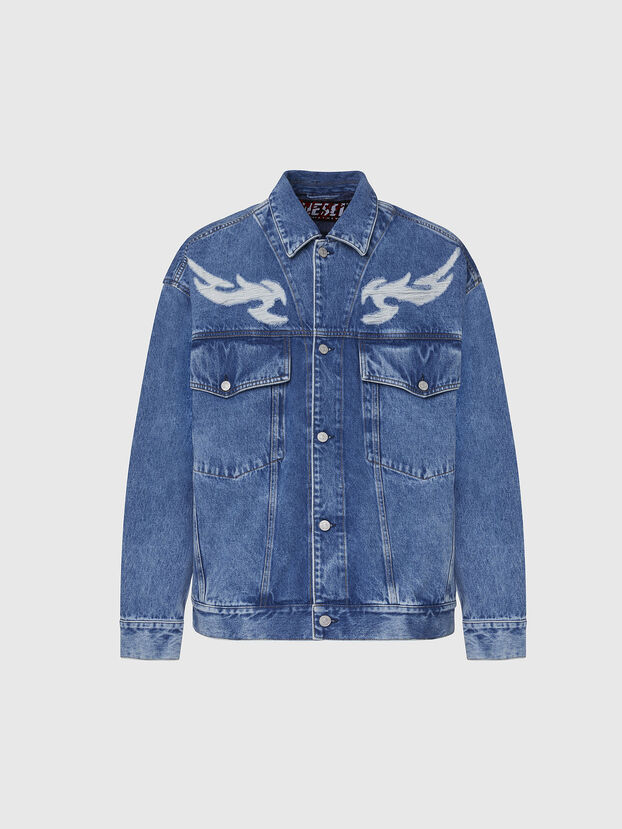 D-RAF,  - Denim Jackets