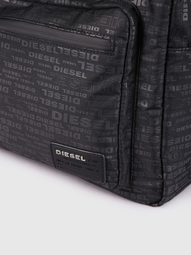Diesel - F-DISCOVER BRIEFCASE, Black - Briefcases - Image 5