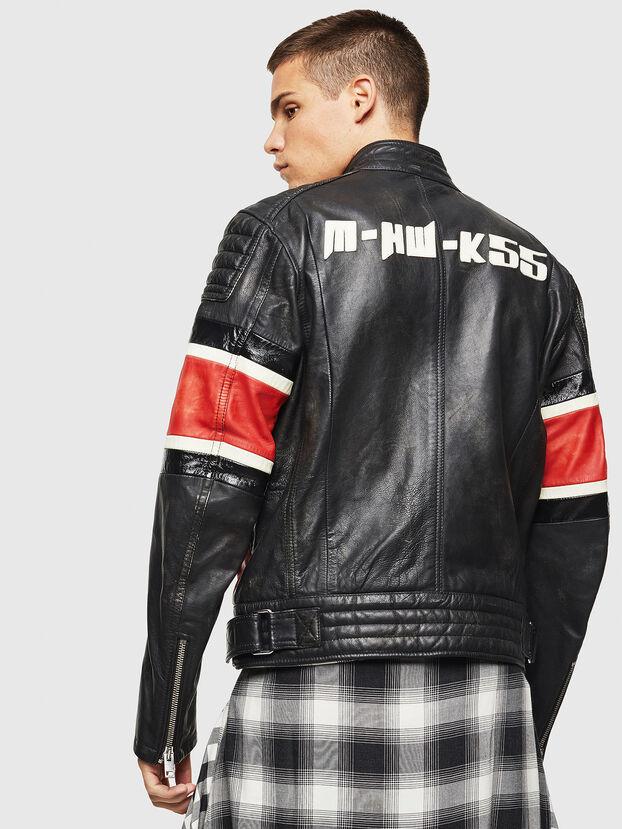 L-ROURKE,  - Leather jackets