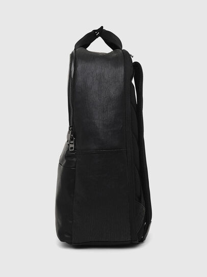 Diesel - GINKGO PP, Black - Backpacks - Image 3