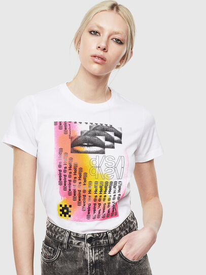 Diesel - T-SILY-S5,  - T-Shirts - Image 4
