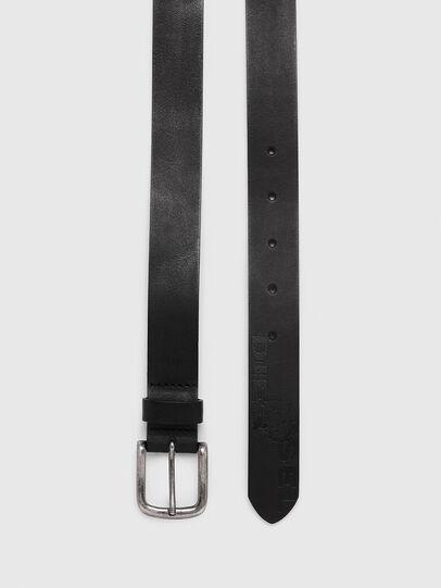 Diesel - BASEX, Black - Belts - Image 3