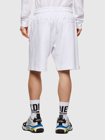 Diesel - P-HORTY, White - Shorts - Image 2