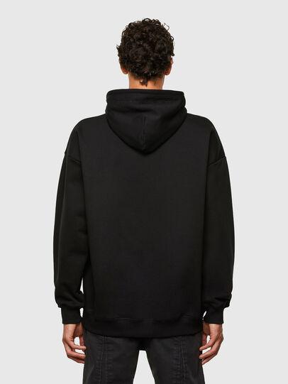Diesel - S-UMMEREL-N1, Black - Sweaters - Image 2