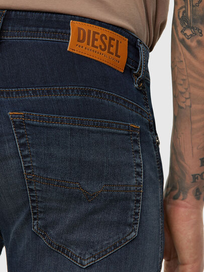 Diesel - Thommer JoggJeans® 069NE, Dark Blue - Jeans - Image 4