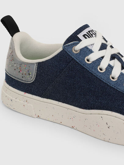 Diesel - S-CLEVER LOW LACE, Blue - Sneakers - Image 4