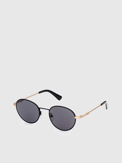 Diesel - DL0290, Black - Sunglasses - Image 2