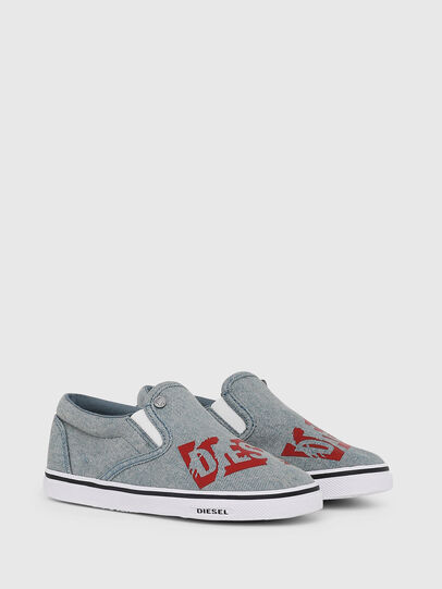 Diesel - SLIP ON 21 DENIM CH,  - Footwear - Image 2