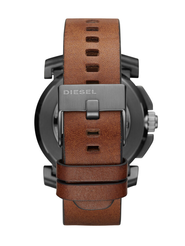Diesel - DT1003, Brown - Smartwatches - Image 3