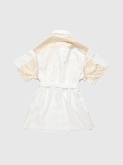 Diesel - DTIEP, White - Dresses - Image 2