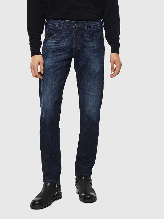 D-Bazer 0095W, Dark Blue - Jeans