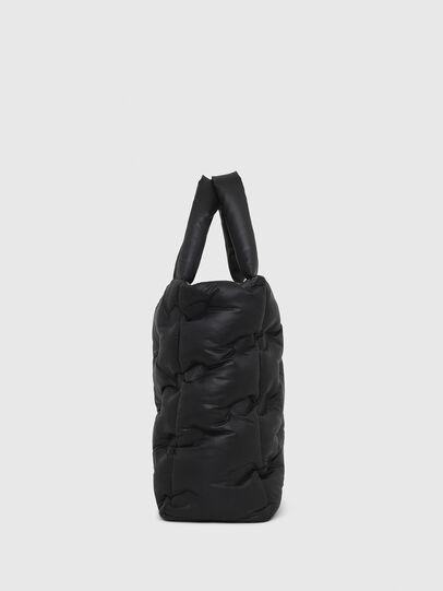 Diesel - KESSIE, Black - Shopping and Shoulder Bags - Image 3