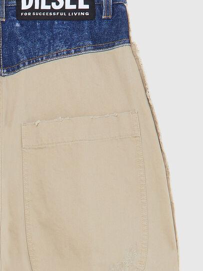 Diesel - P-ACAY-DT, Beige - Pants - Image 4