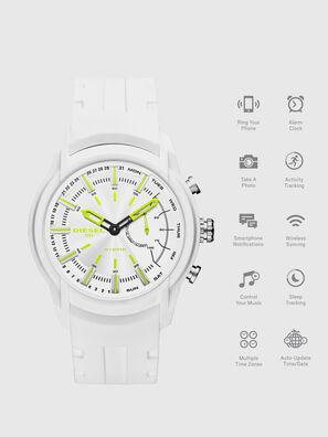 DT1015, White - Smartwatches