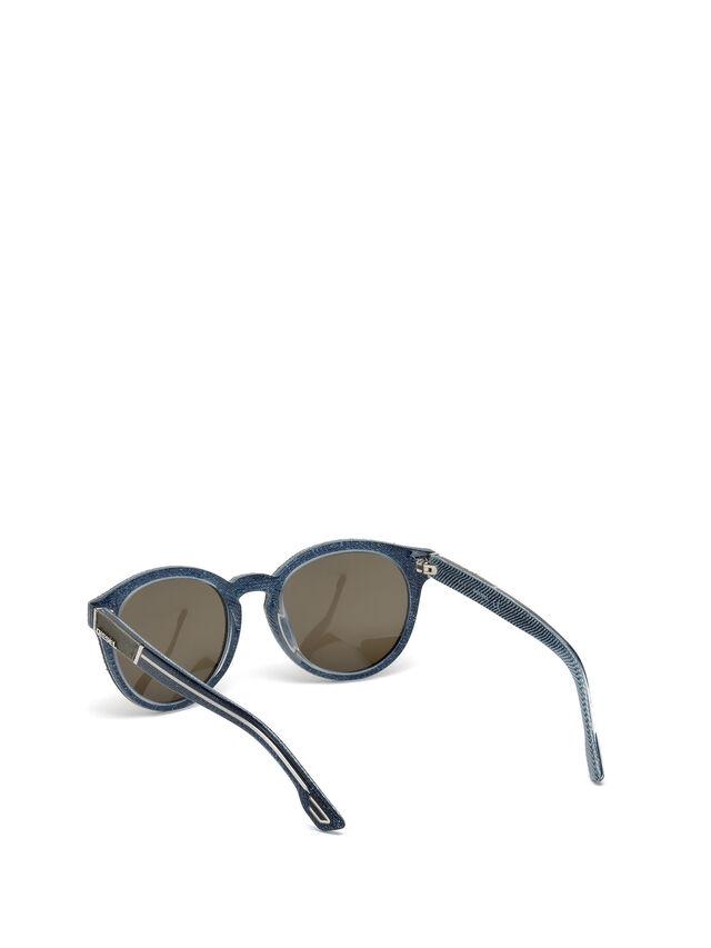 Diesel DM0199, Green - Eyewear - Image 2