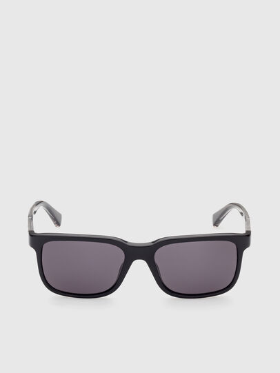 Diesel - DL0341, Black - Sunglasses - Image 1