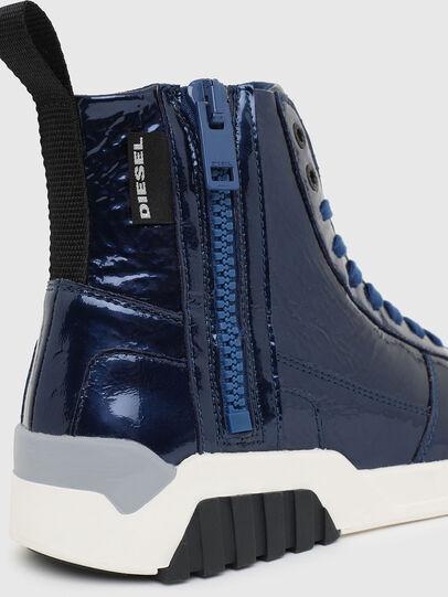 Diesel - S-RUA MC W, Blue - Sneakers - Image 4