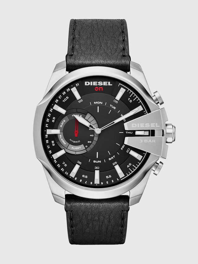 Diesel DT1010, Black - Smartwatches - Image 2